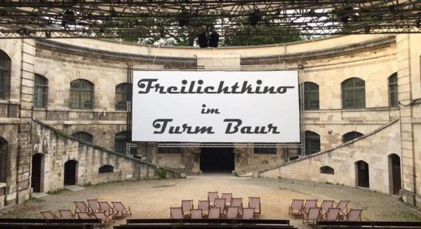 Freilichtkino im Turm Baur Ingolstadt