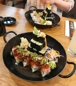 Sushi - Ahoi by Steffen Henssler