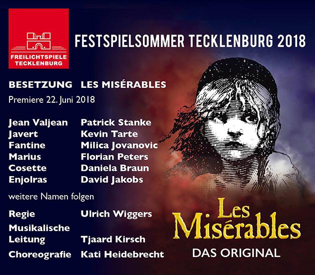 Freilichtspiele Tecklenburg Cast Besetzung Les Miserables