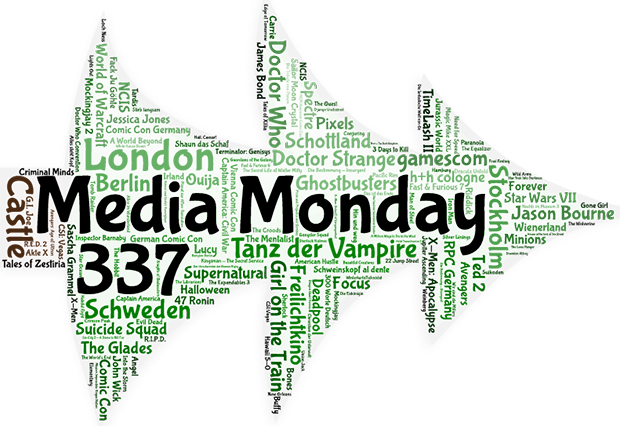 Media Monday 337