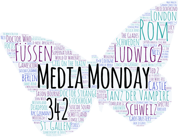 Media Monday 342