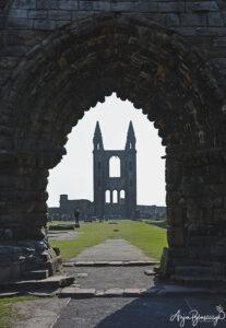 St Andrews Cathedral Schottland 2016
