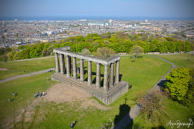 National Monument Edinburgh Schottland 2016