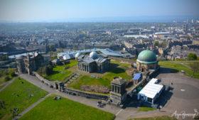 Observatory Edinburgh Schottland 2016