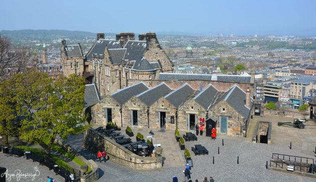 Edinburgh Castle Schottland 2016