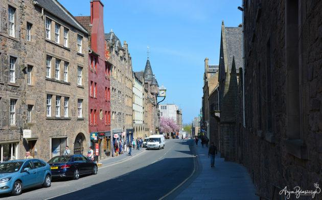 Edinburgh Schottland 2016