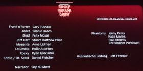 Rocky Horror Show Premiere München