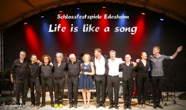 Schlossfestspiele Edesheim - Life is like a Song mit Jan Ammann