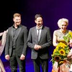 Königsgala 2018 - Jan Ammann, Gerd Achilles, Sabrina Weckerlin