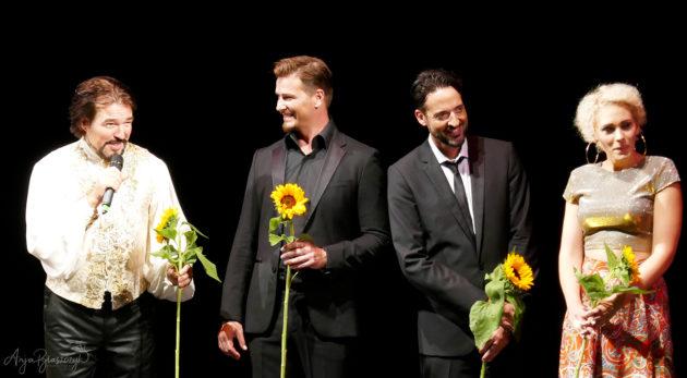 Königsgala 2018 - Marc Gremm, Jan Ammann, Gerd Achilles, Sabrina Weckerlin