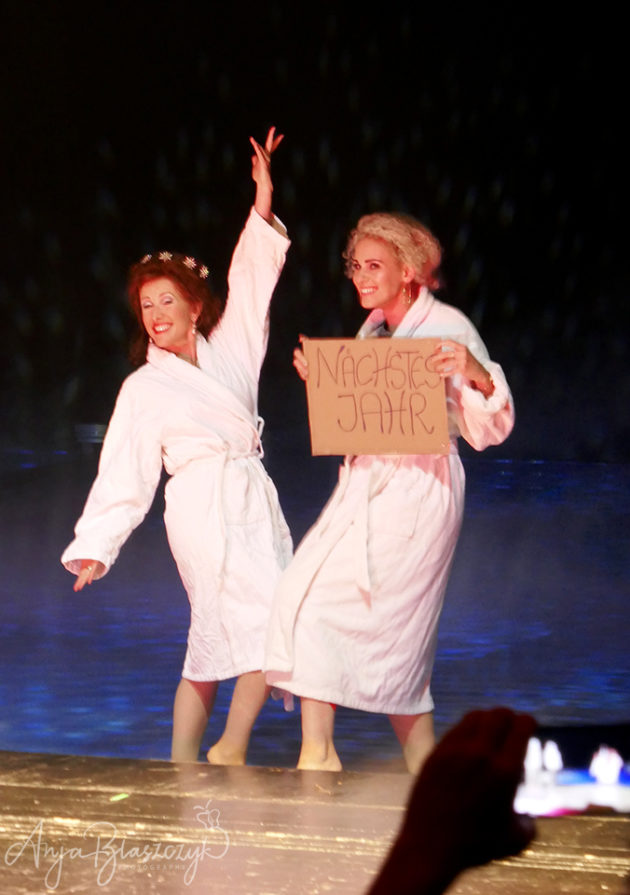 Königsgala 2018 - Janet Chvatal, Sabrina Weckerlin
