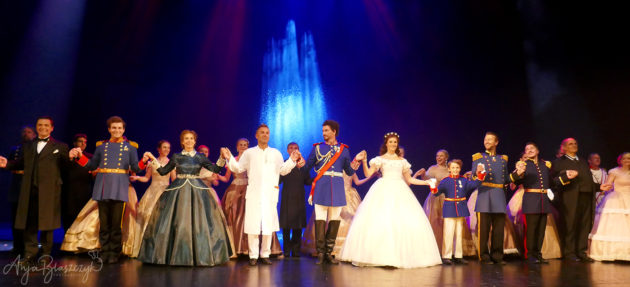 Musical Ludwig² Festspielhaus Füssen