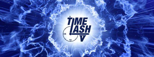 TimeLash V Logo