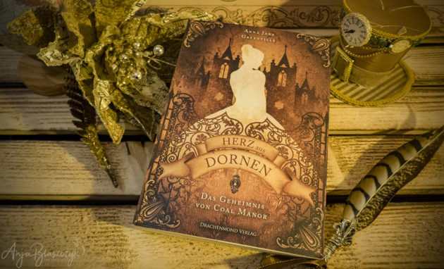 Herz aus Dornen von Anna Jane Greenville
