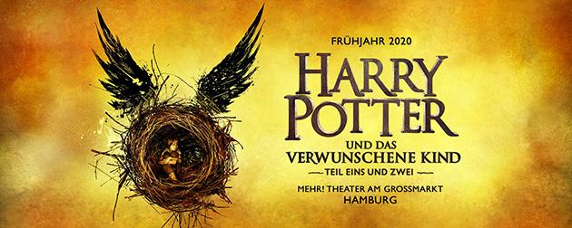 Harry Potter und das verwunschene Kind in Hamburg