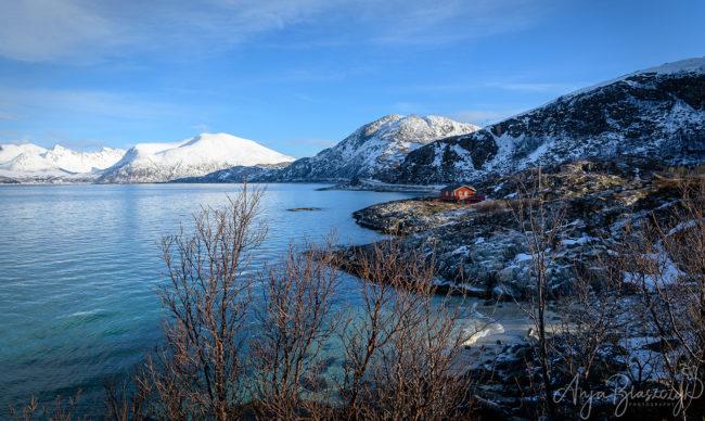Meer bei Sommarøy Norwegen