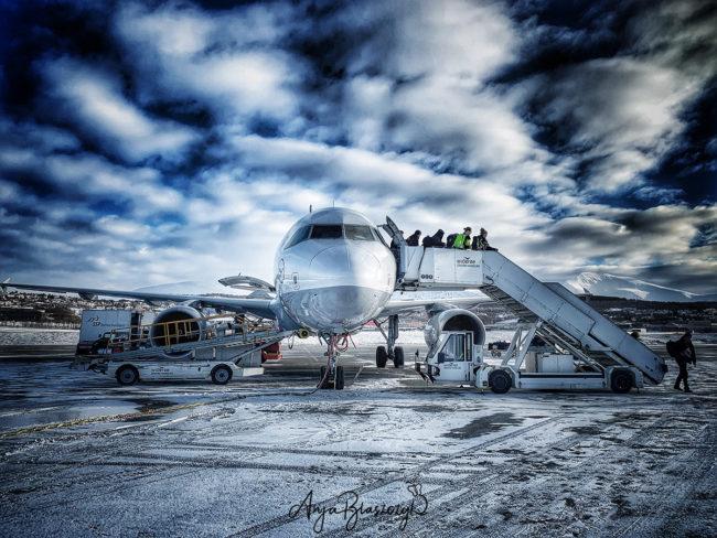 Flughafen Tromsø