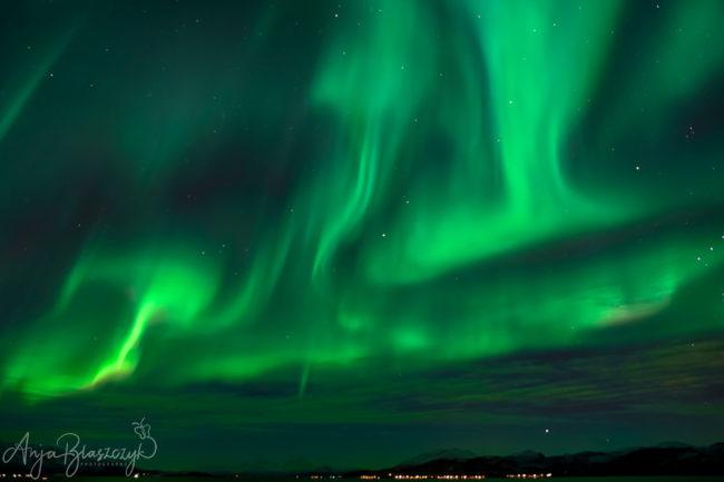Polarlichter Bakkejord