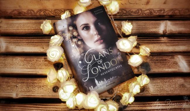 Buch Clans of London von Sandra Grauer