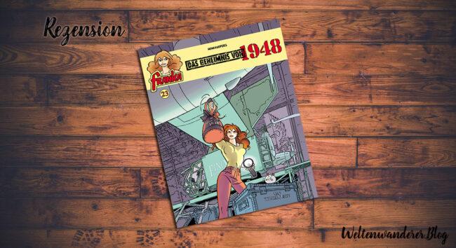 Rezension Franka 23: Das Geheimnis von 1948