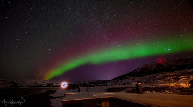 Polarlichter Bivrost