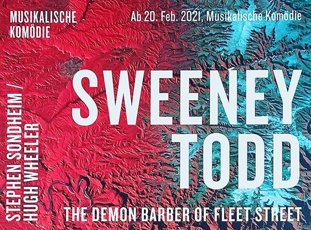 Musical Sweeney Todd Leipzig