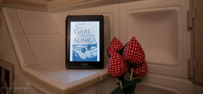 Buch Die Gabe des Roten Königs