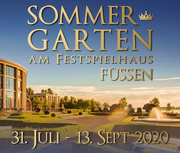 Plakat Sommergarten